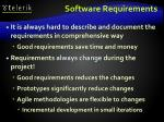 software requirements2