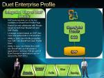 duet enterprise profile