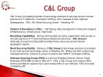 c l group