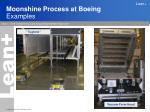 moonshine process at boeing examples4