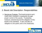 3 board job description responsibilities2