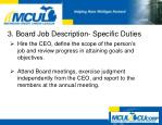 3 board job description specific duties2