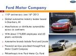 ford motor company1