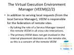 the virtual execution environment manager veem 2 2