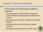 business climate partnership