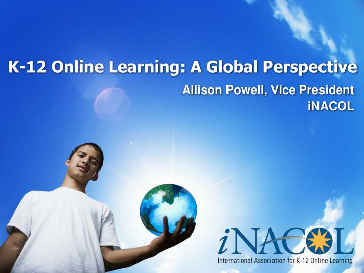 k 12 online learning a global perspective n.