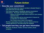 future action