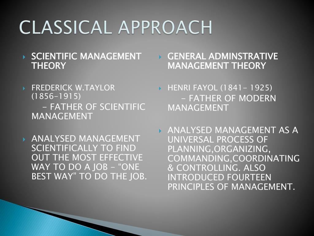 PPT - Management PowerPoint Presentation - ID:1659897