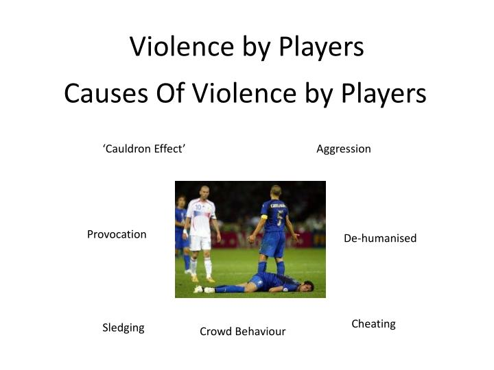 Violence by Players