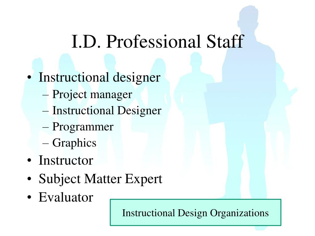 Ppt Introduction To Instructional Design Powerpoint Presentation Free Download Id 1659914