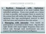 conclusion contd3