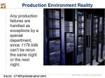 production environment reality2