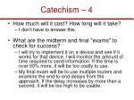 catechism 4