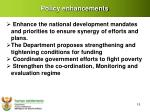 policy enhancements1
