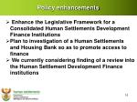 policy enhancements2