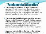 fundamental alteration1