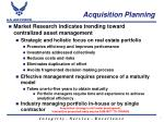 acquisition planning2
