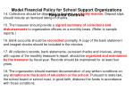 model financial policy for school support organizations required controls3