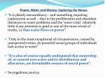 power water and money exploring the nexus