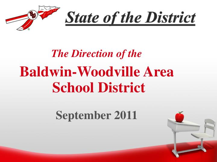 state of the district n.