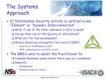 the systems approach2