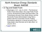 north american energy standards board naesb7