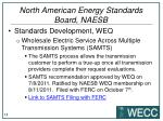 north american energy standards board naesb9