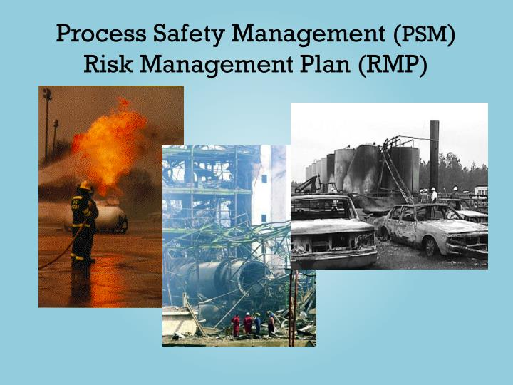 Process Safety Management (