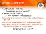 engage empower