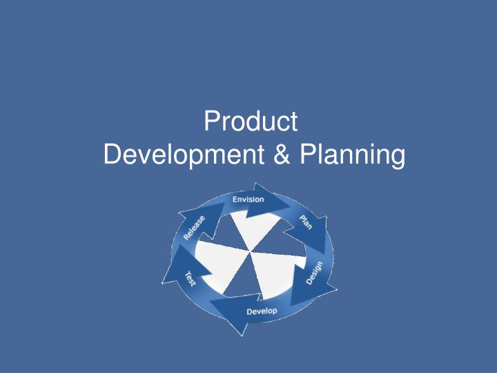 product development planning n.