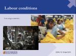 labour conditions