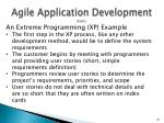 agile application development cont1