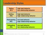 leadership styles1