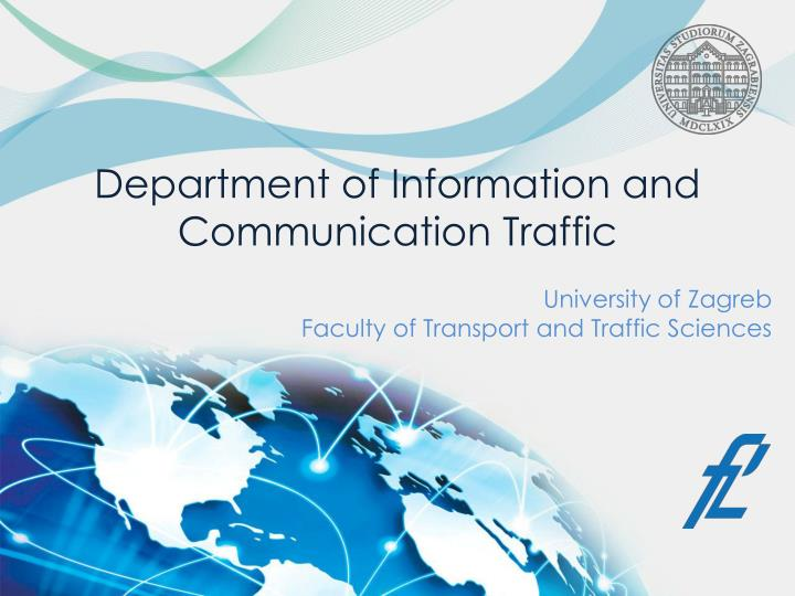 department of information and communication traffic n.