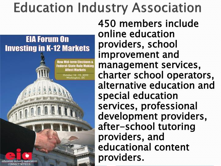 Education Industry Association