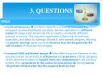 3 questions1