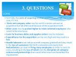 3 questions3