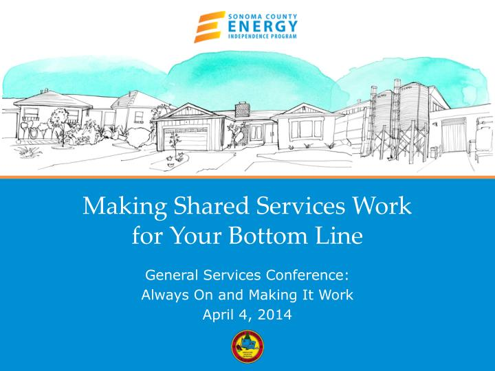 making shared services work for your bottom line n.