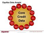 equifax data assets