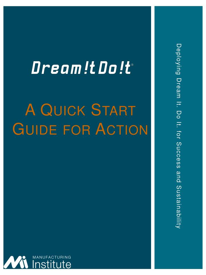 a quick start guide for action n.