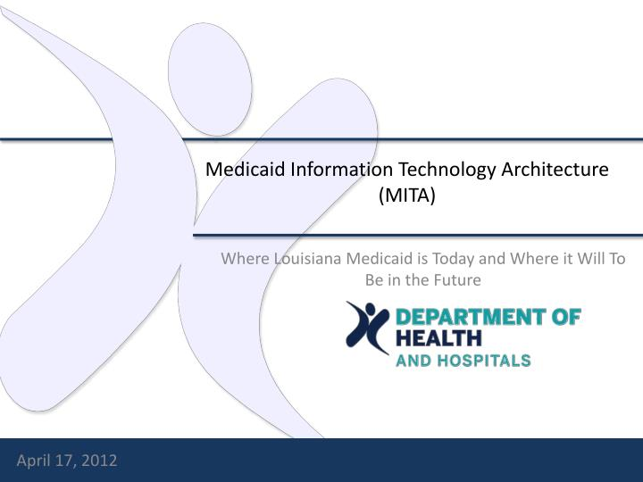 medicaid information technology architecture mita n.
