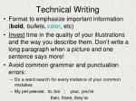 technical writing2