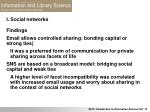 i social networks14
