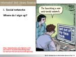 i social networks16