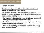 i social networks9