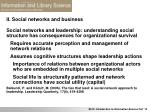 ii social networks and business9