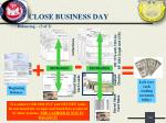 close business day2