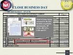 close business day20