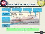exchange transactions3