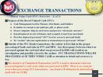 exchange transactions4